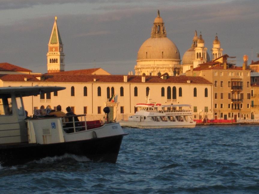 Namiddag in Venetië